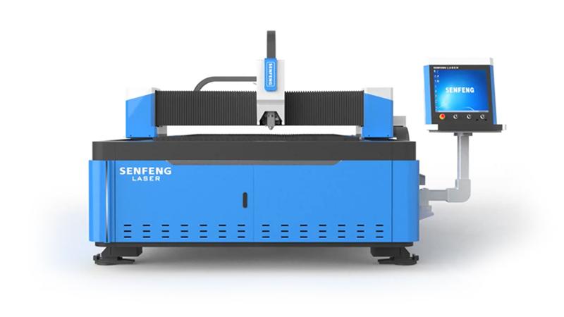 Волоконный лазер для резки металлов Senfeng SF3015G
