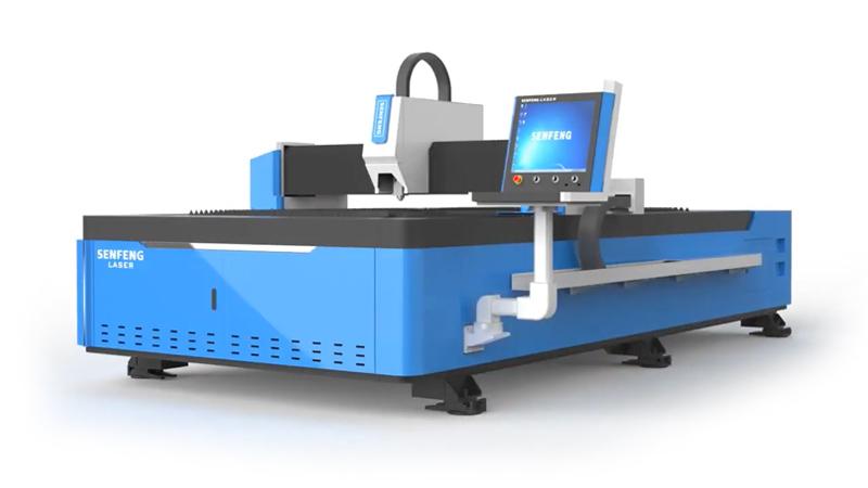 Волоконный лазерный станок Senfeng SF3015G