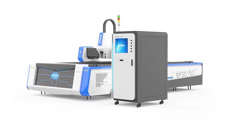 Волоконный лазерный станок Senfeng SF3015G3