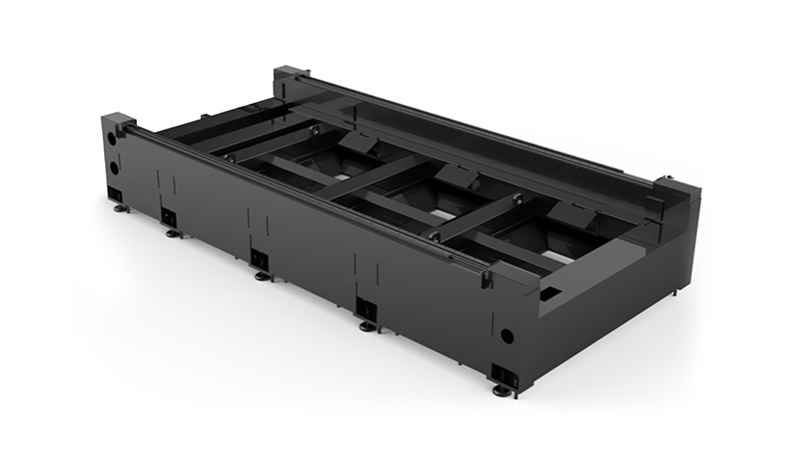 Станина для волоконного лазерного станка Senfeng SF3015G3