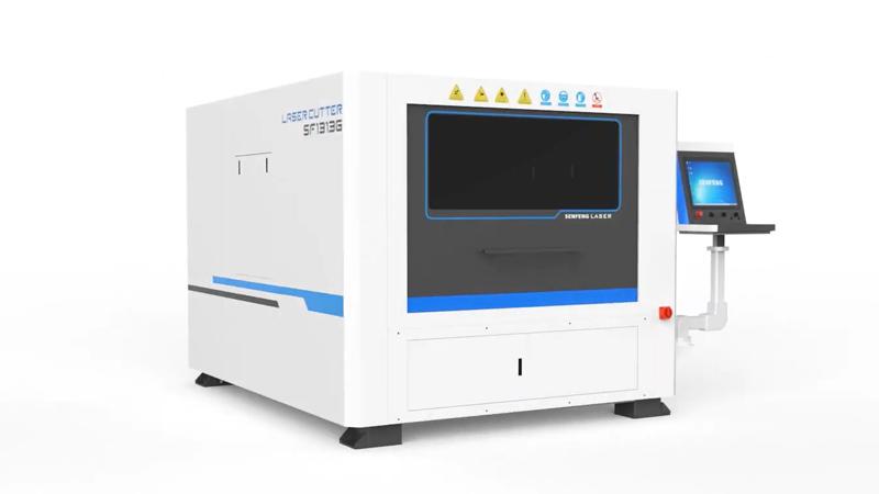 Лазерный станок для раскроя металла Senfeng SF1313G