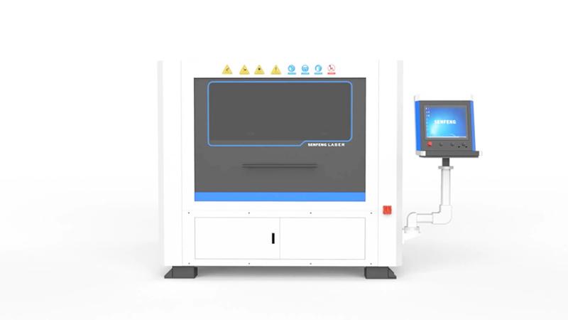 Волоконный лазер для резки металлов Senfeng SF1313G
