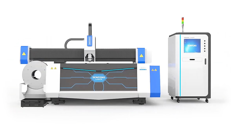 Волоконный лазерный станок Senfeng SF3015М3
