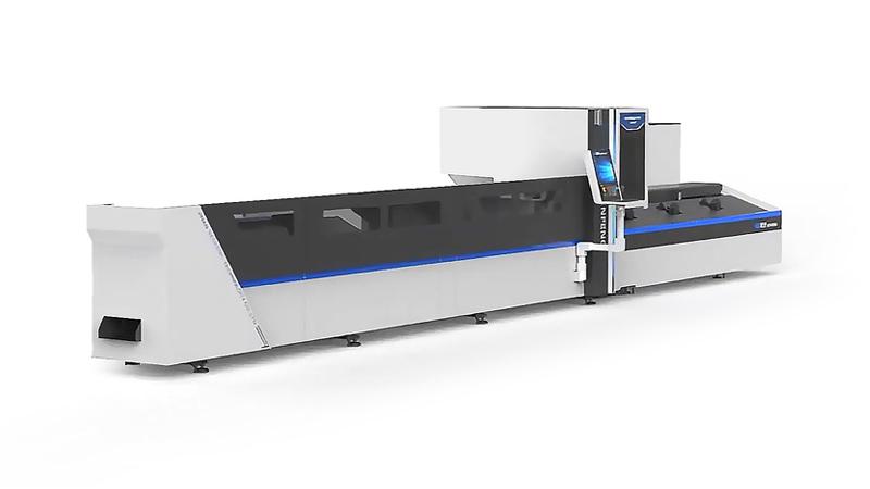 Лазерный станок для резки металлических труб Senfeng SF6020T