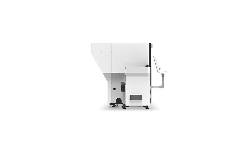 Волоконный лазерный станок Senfeng SF6020T