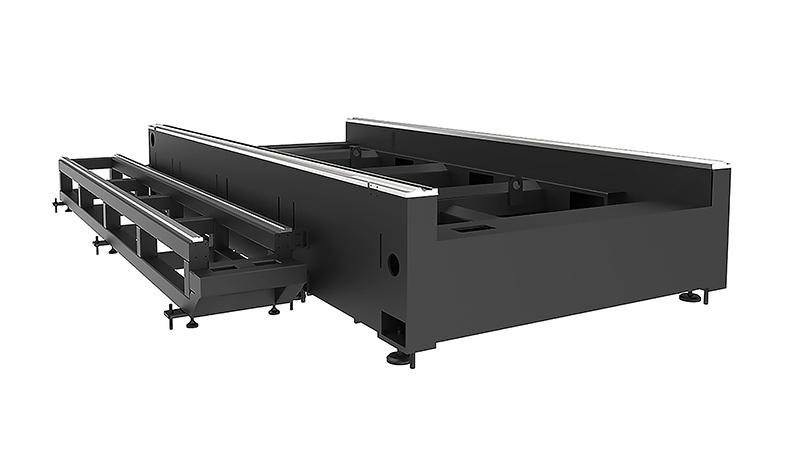 Станина волоконного лазерного станка SF3015М3